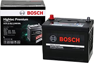 BOSCH (ボッシュ)ハイテックプレミアム 国産車 アイドリングストップ車/充電制御車/標準車 バッテリー HTP-S-95/130D26L