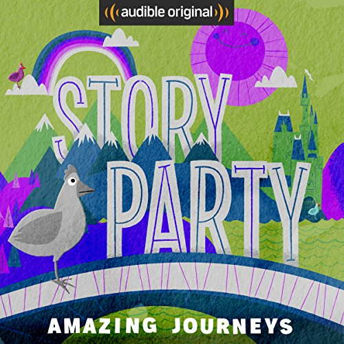 Story Party: Amazing Journeys cover art