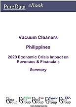 Vacuum Cleaners Philippines Summary: 2020 Economic Crisis Impact on Revenues & Financials