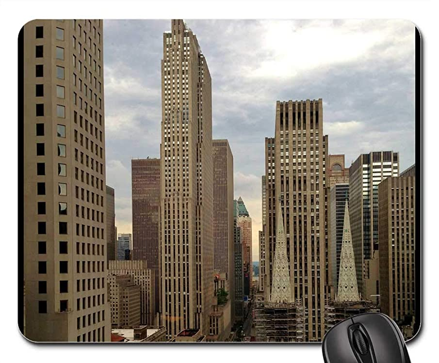 Mouse Pads - Ny City Architecture Skyline City Cityscape Tower