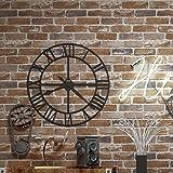 Peel and Stick Brown Brick Wallpaper, Self-Adhesive Wallpaper, Vinyl Waterproof Vintage Wallpaper, Self-Sticking Wallpaper, Contact Paper for House Decoration, No.57103-3
