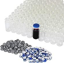 Best 10 ml glass vials Reviews