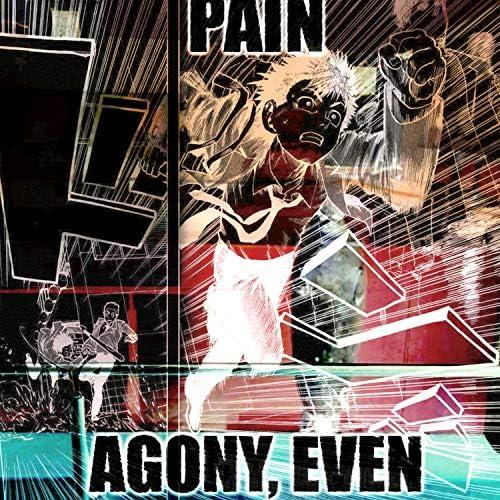 Agony feat. Washedgoods, gl0wrm & 80cry
