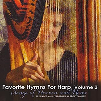 Favorite Hymns for Harp, Vol. 2