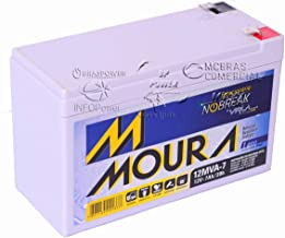 Bateria Moura Centrium ENERGY 12MVA-7 Estacionaria Nobreak