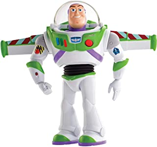 Buzz Lightyear, Movimentos Reais, Mattel