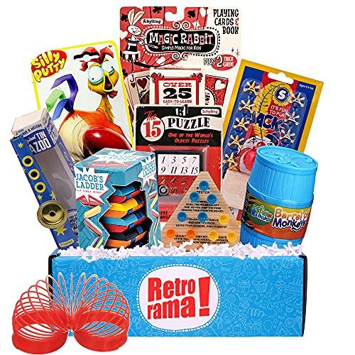 Beyond Bookmarks Retro-rama Retro Classic Toys Gift for Kids
