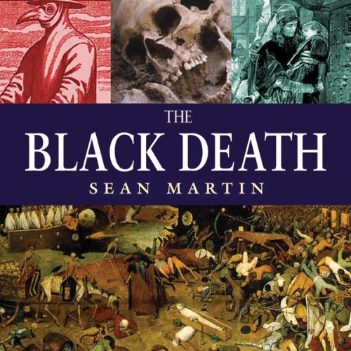 The Black Death audiobook cover art