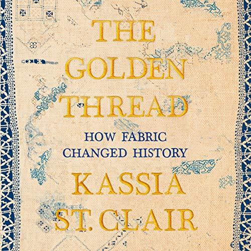 The Golden Thread audiobook cover art