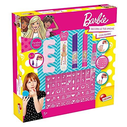 Lisciani Giochi 62171-Barbie Fashion Nail Art, 62171