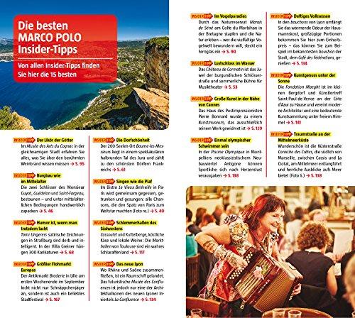 MARCO POLO Reiseführer Frankreich: Reisen mit Insider-Tipps. Inklusive kostenloser Touren-App & Update-Service - 5