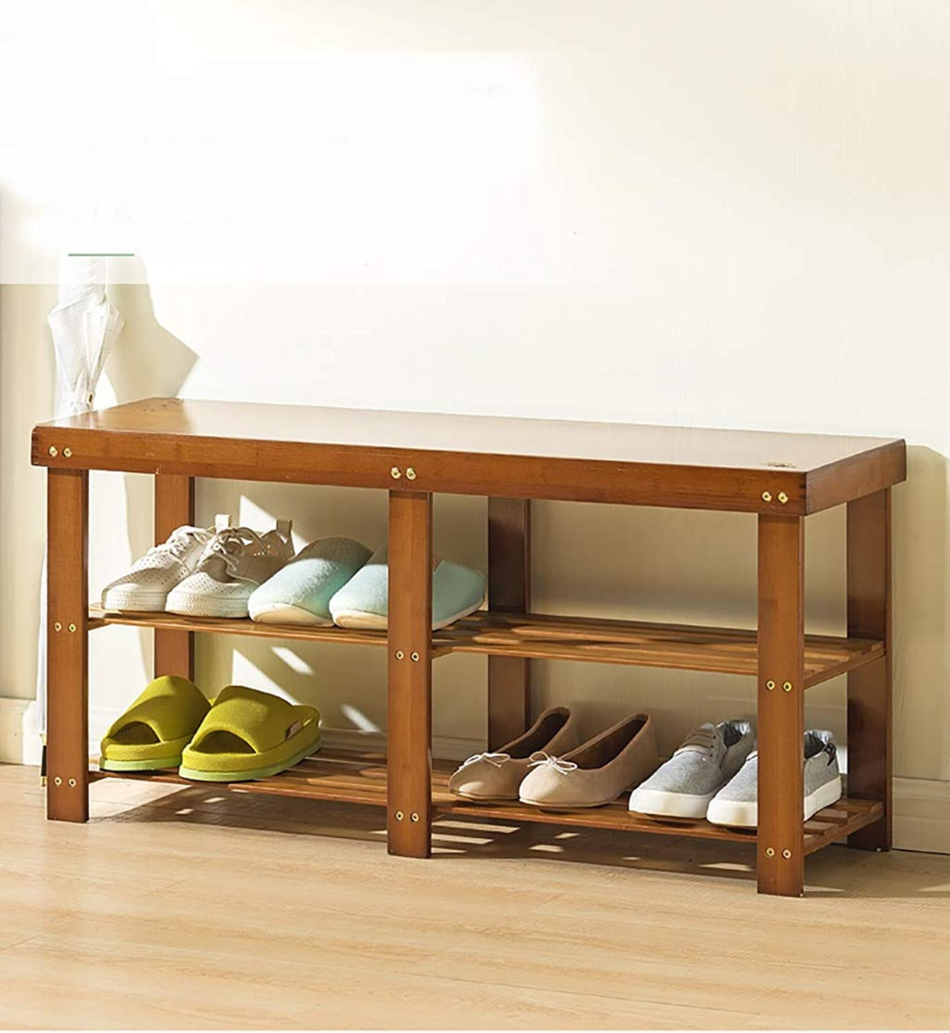 shoes Bench Organizing Rack shoes Rack Multi-Layer dustproof Multi-Purpose shoes Cabinet Home shoes Bench 100  30  45cm