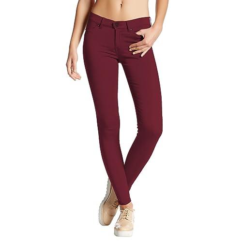 bfb45495cdf HyBrid   Company Womens Hyper Ultra Stretch Comfy Skinny Pants