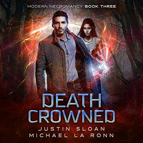 Death Crowned: A Supernatural Thriller Series Titelbild