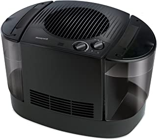 Honeywell HEV685B Top Fill Console Humidifier, Black