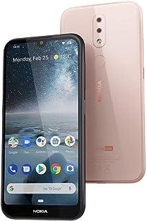 Nokia 4.2 Dual SIM-smartphone – tyska varor (14,5 cm (5,71 tum), 13 MP huvudkamera, 3 GB RAM, 32 GB internminne, Android 9...