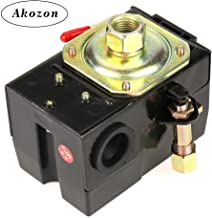 speed control pressure switch