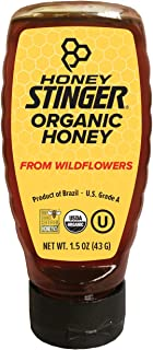 Honey Stinger Organic Honey from Wildflowers, Sports Nutrition, 12 Ounce