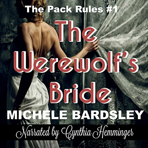 The Werewolf's Bride audiobook cover art
