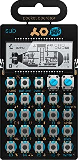 Teenage Engineering PO-14 Pocket Operator Sub Bass Synthesizer