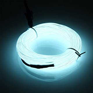 4.8M Neon Light Dance Party Decor Car LED Flexible Wire Rope Tube Strip Tube
