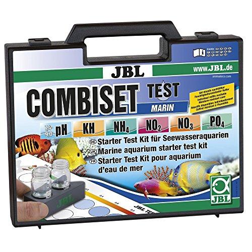 JBL Test Combi Set Marin 25513 Testkoffer für Meerwasseraquarien