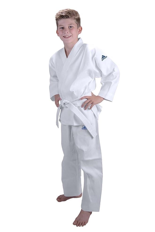 見つけたキャプションパノラマadidas 空手衣 アディスタート (上下セット、白帯付) (190cm)