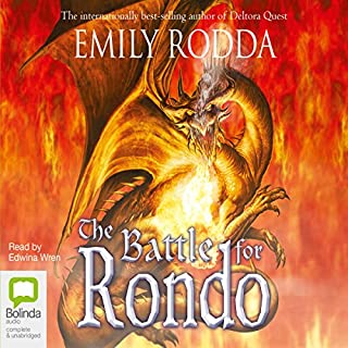 The Battle for Rondo cover art