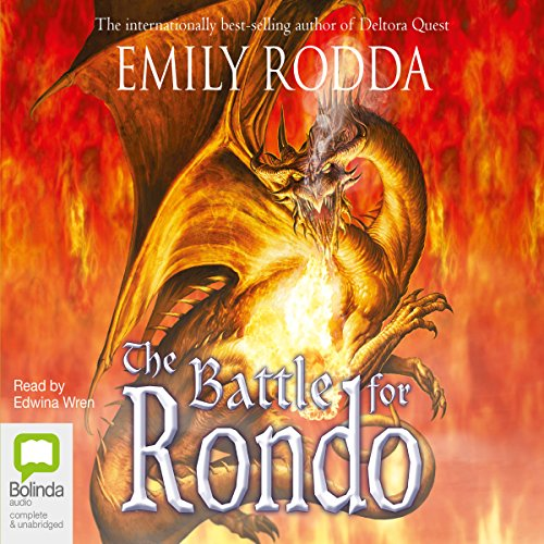The Battle for Rondo audiobook cover art