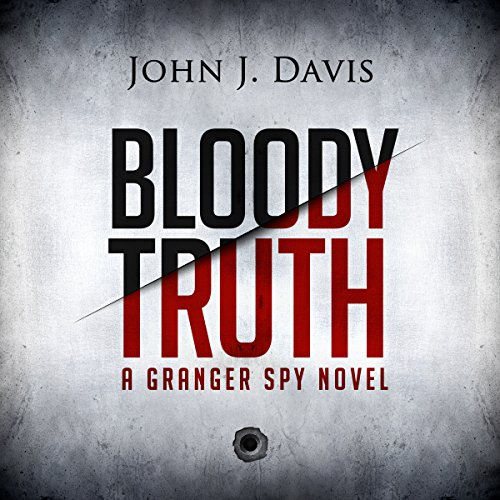 Bloody Truth audiobook cover art