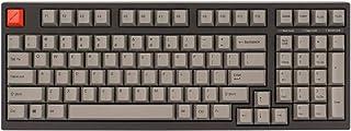 アーキス 省スペース メカニカル キーボード Maestro2S 英語US配列 キー数 : 98 キートップ引き抜き工具 付属 スイッチ : CHERRY 静音赤軸 AS-KBM98/SRGBWP
