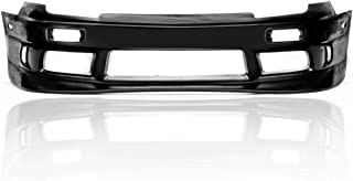 KBD Body Kits Compatible with Nissan 240SX ALL 1989-1994 GP1 Style 1 Piece Flexfit Polyurethane Front Bumper. Extremely Durable, Easy Installation, Guaranteed Fitment, Made in the USA!