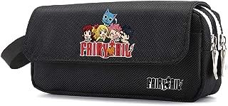 Fairy Tail Estuche de L/ápices Estuche de l/ápices con Personalidad Moderna y Gran Capacidad de Material de Oficina pr/áctico para Estuche de l/ápices para Estudiantes