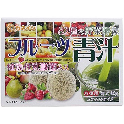 金石衛材『82種の野菜酵素 フルーツ青汁』