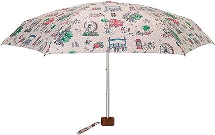 25 cm 1 liters Multicolore Hampstead Ditsy Cath Kidston Minilite 2 Parapluie Pliant