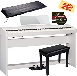 Best roland fp 90 white Reviews