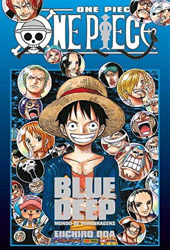 One Piece Blue Deep Volume 1