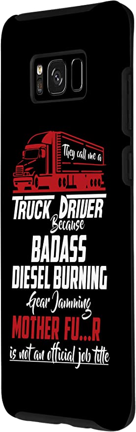 Don/'t Truck With Me Galaxy Truckers Board Game Inspired Case Mate Slim Phone Case
