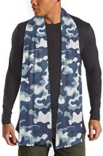 Hipiyoled Camouflage 10 Schals Halstuch Schal Stola Wrap Damen Kleidung Zubehör