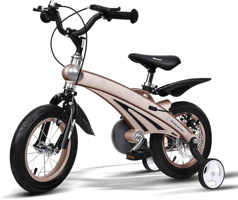 a la venta Qiangzi Triciclo de bebé bebé bebé de 3 ruedas modelo nuevo Cochecito de bebé de la bici de los Niños Bicicleta de Montaña de la bici de Montaña de 12 14 16 pulgadas bicicleta para 3-4-5-6 años Muchachos y muchachas (los Colors son opcionales) El mejor regalo para  orden en línea