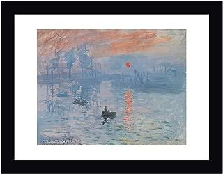 Impression, Soleil Levant by Claude Monet 22