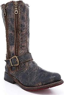 Bed|Stu Women's Hustle S Leather Boot