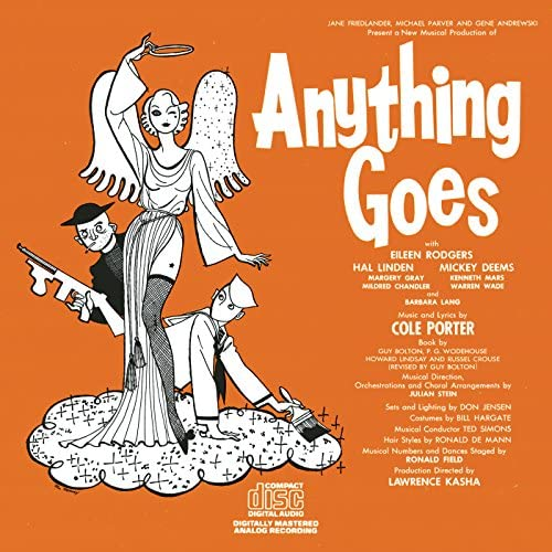 Off-Broadway Cast of Anything Goes (1962)