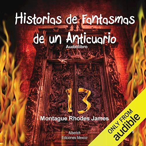 『Historias de Fantasmas de un Anticuarios Volumen 1 [Antique Ghost Stories, Volume 1]』のカバーアート