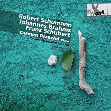 Schumann - Brahms - Schubert