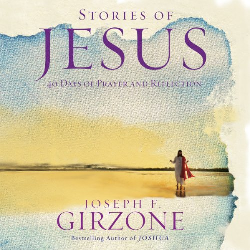 Stories of Jesus audiobook cover art