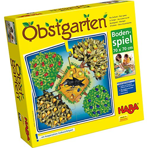 HABA 4300 - Obstgarten Bodenspiel