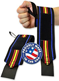 Titan Support Systems THP Powerlifting Wrist Wraps