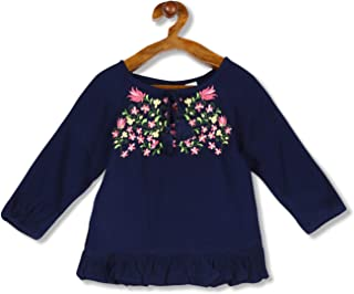 Cherokee by Unlimited Girl's Regular Tunic Shirt