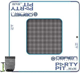 O'Brien Party Pit 10 英尺 x 10 英尺 x4